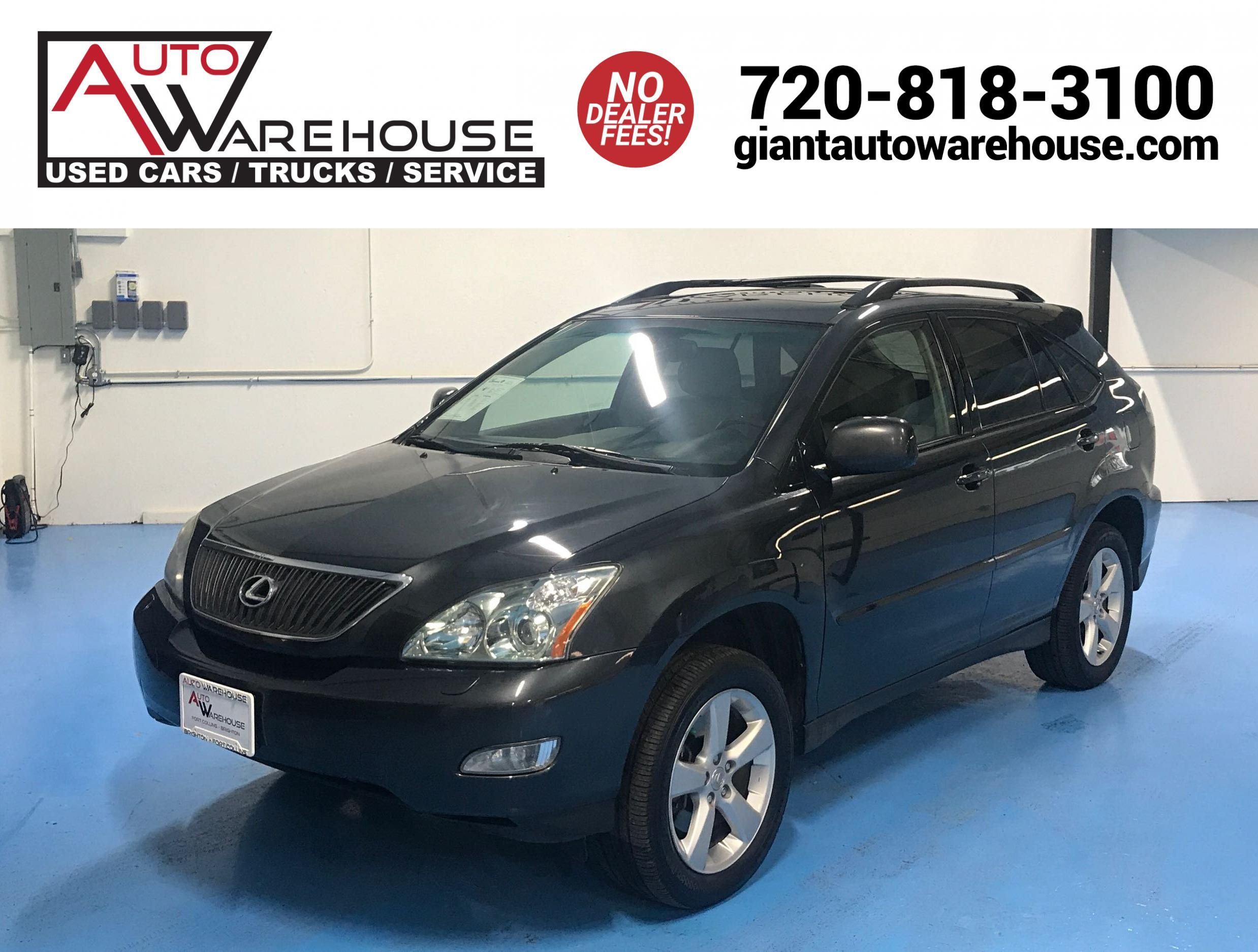 Inventory Auto Warehouse 2005 Lexus Rx330 Interior 2004 Rx 330