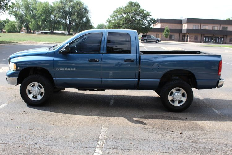 2003 Dodge Ram 2500 SLT | Victory Motors of Colorado