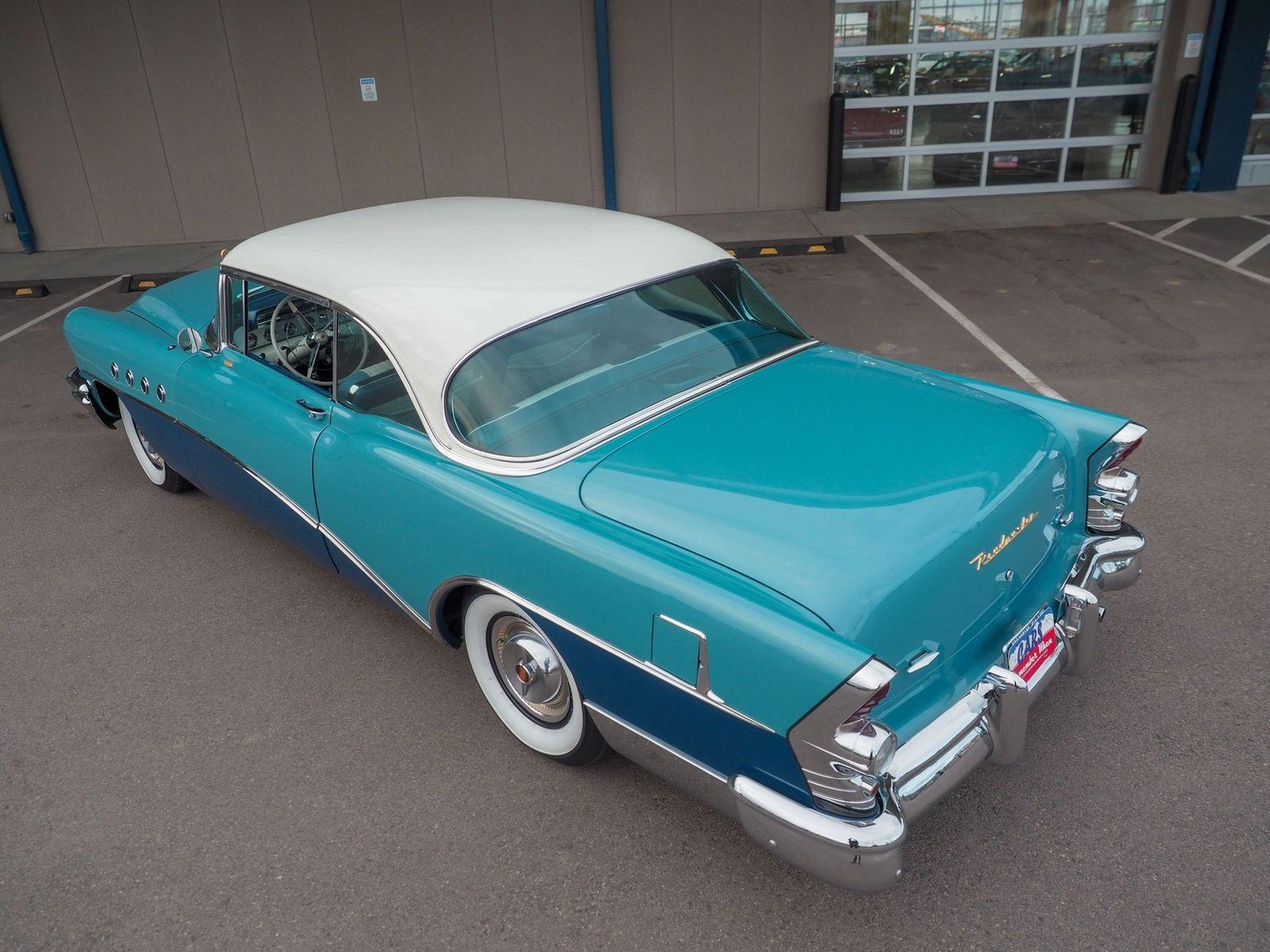 1955 Buick Roadmaster 33