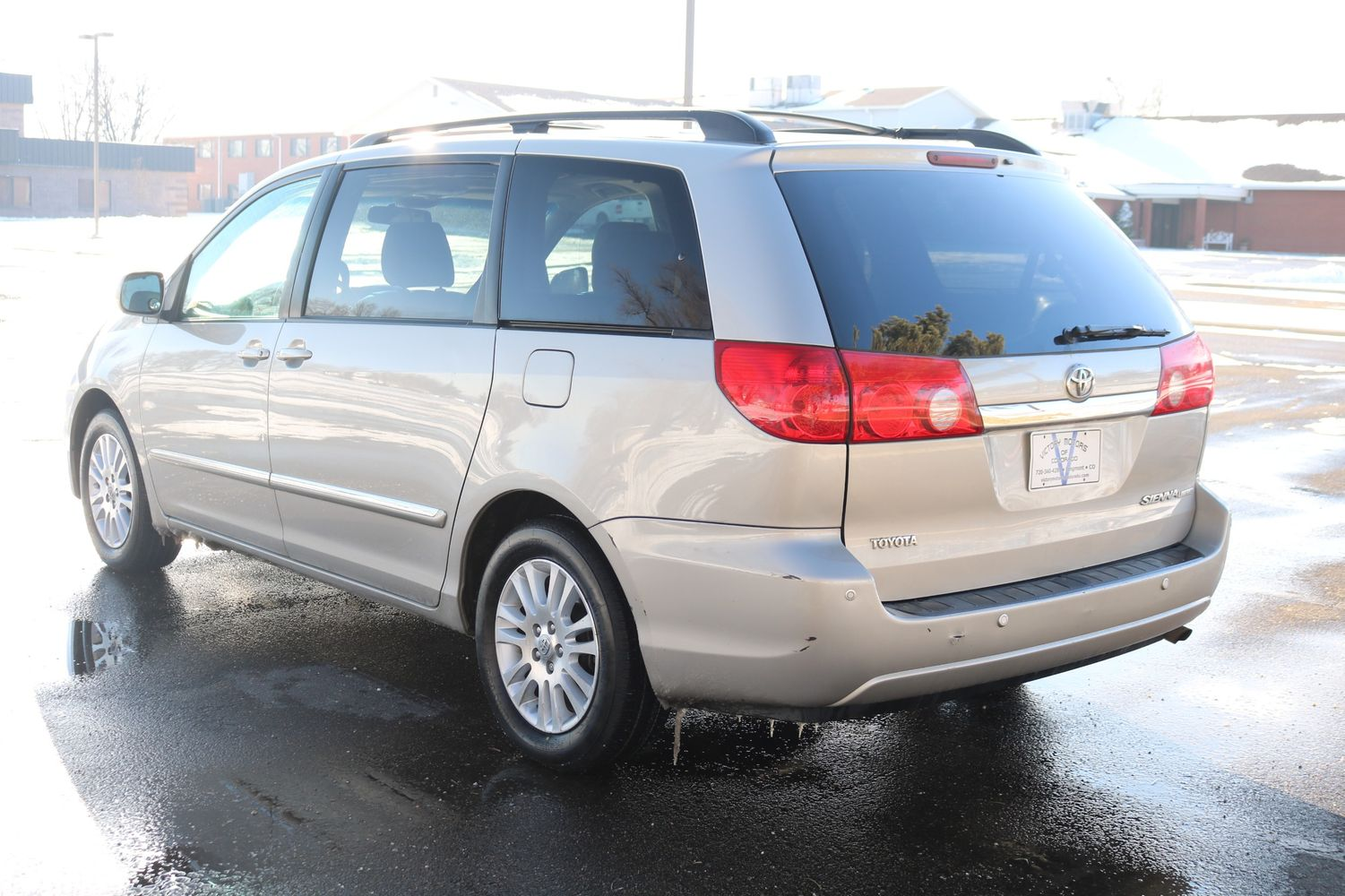 2009 Toyota Sienna Limited | Victory Motors of Colorado