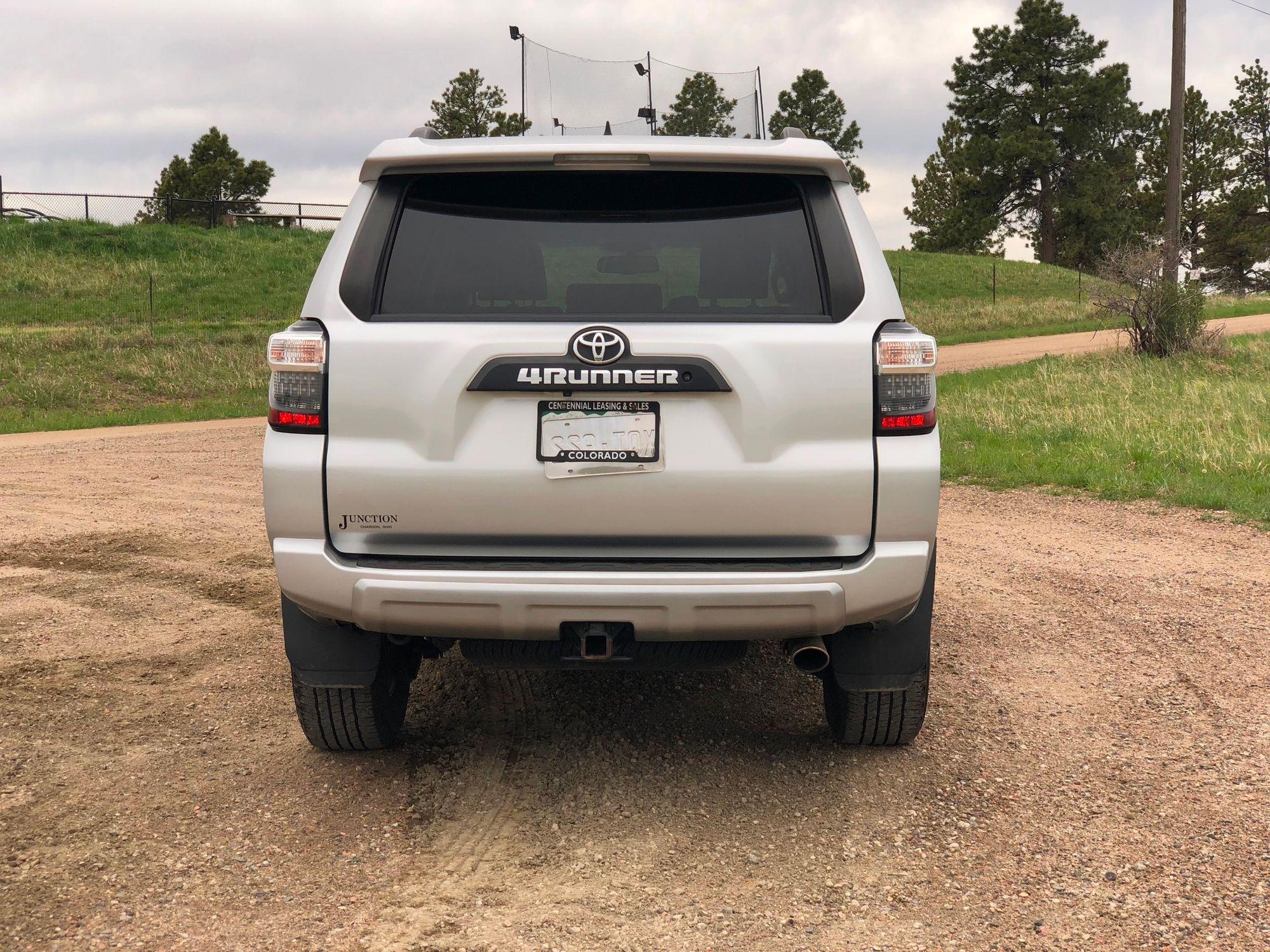 2014 Toyota 4Runner Trail Premium | CoolCarGuy com