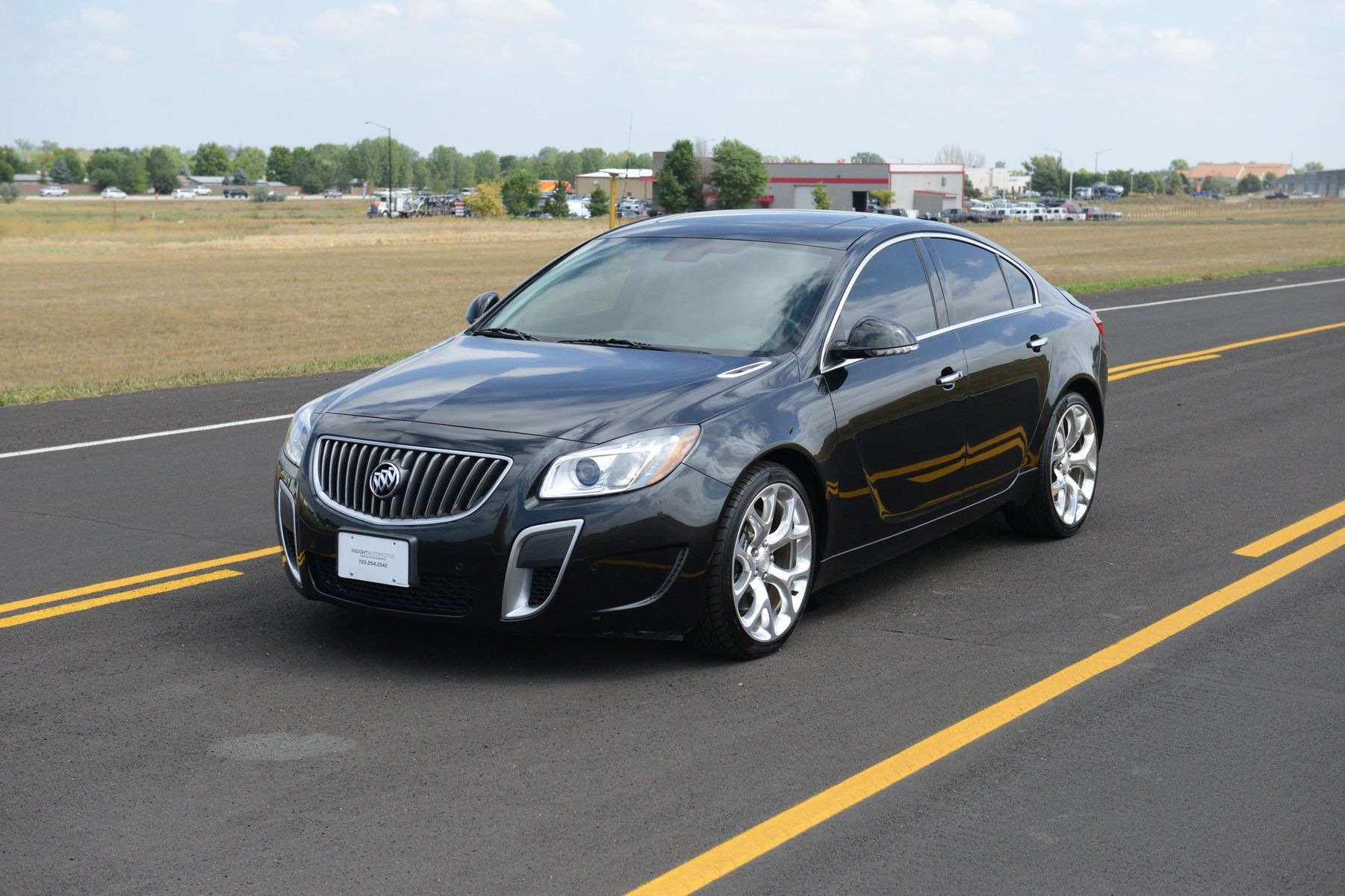 2012 Buick Regal Gs Insight Automotive