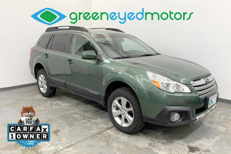 2014 Subaru Outback 2 5i Limited | Green Eyed Motors