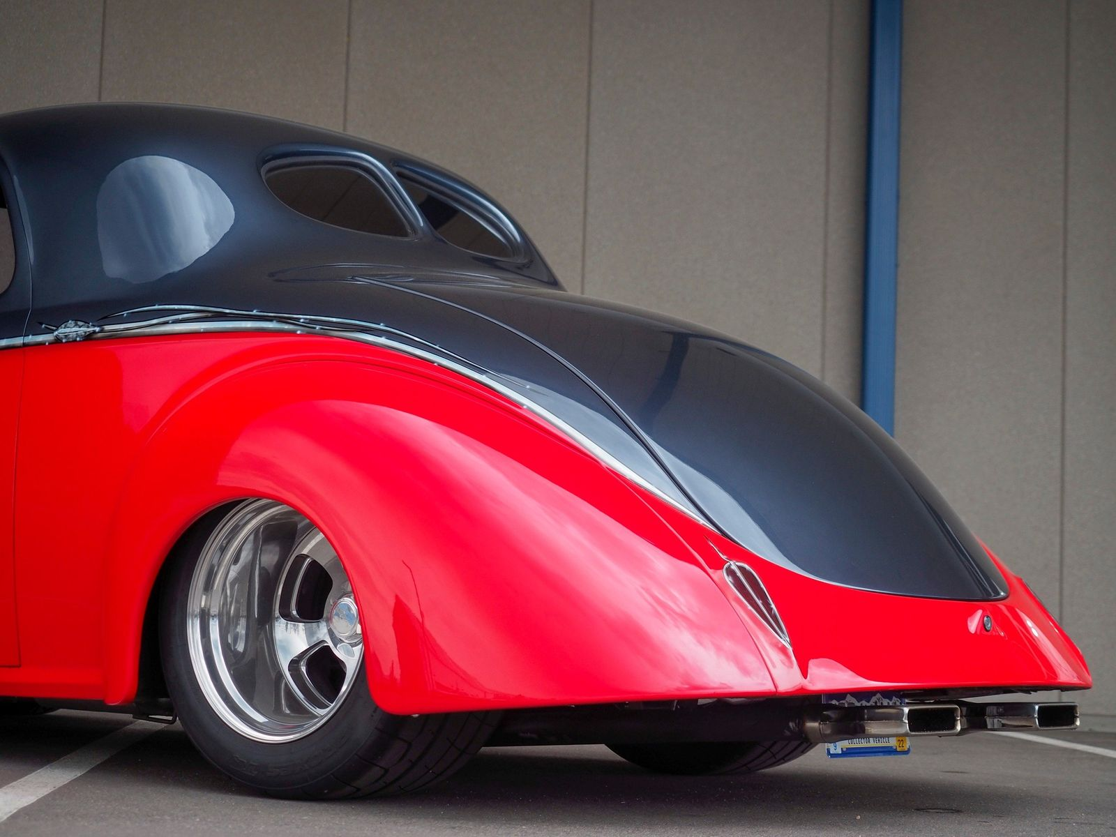 1940 Willys Coupe 4