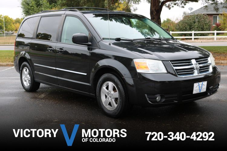 2008 Dodge Grand Caravan Sxt Victory Motors Of Colorado
