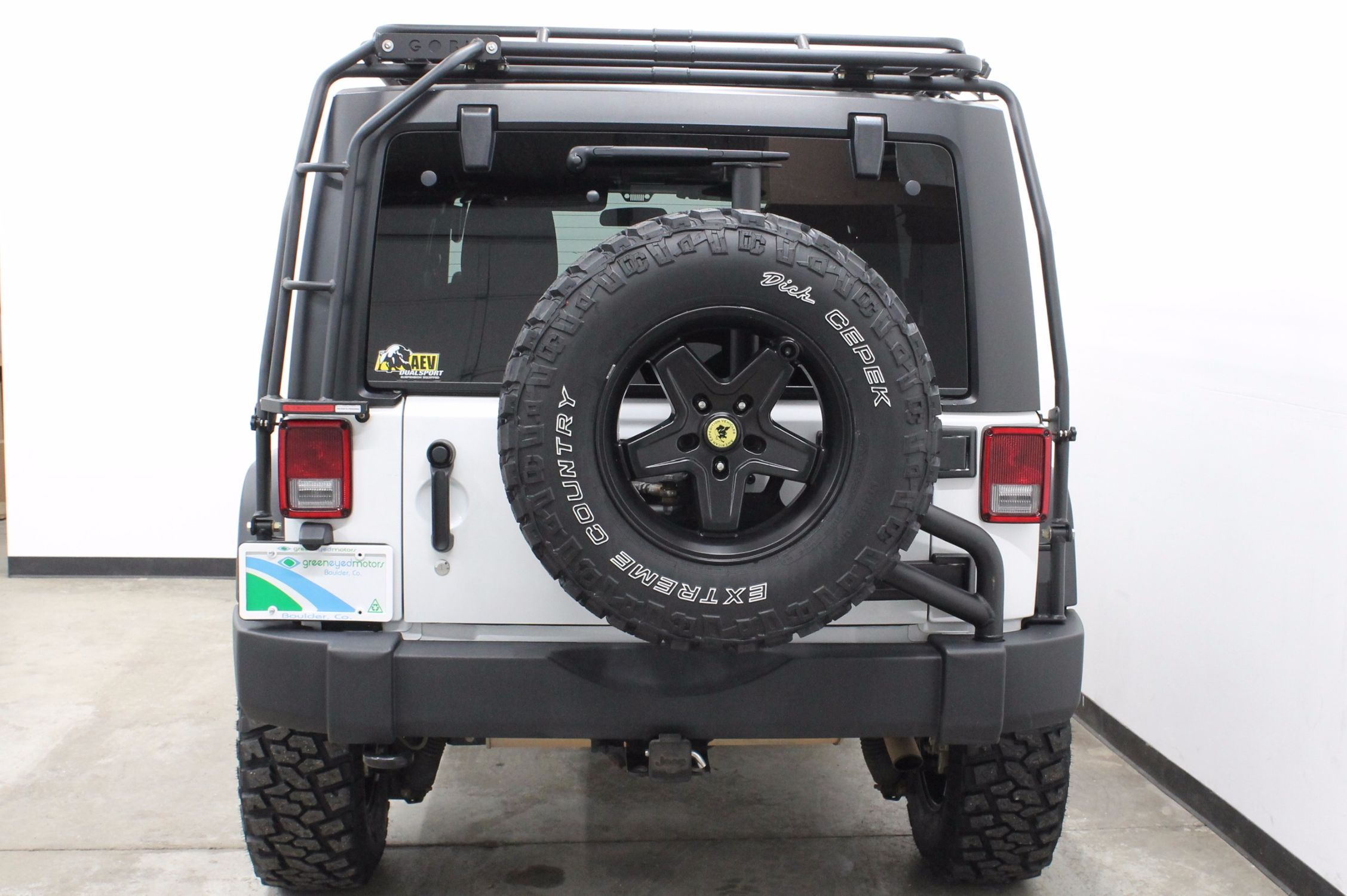 2012 Jeep Wrangler Unlimited Rubicon | Green Eyed Motors