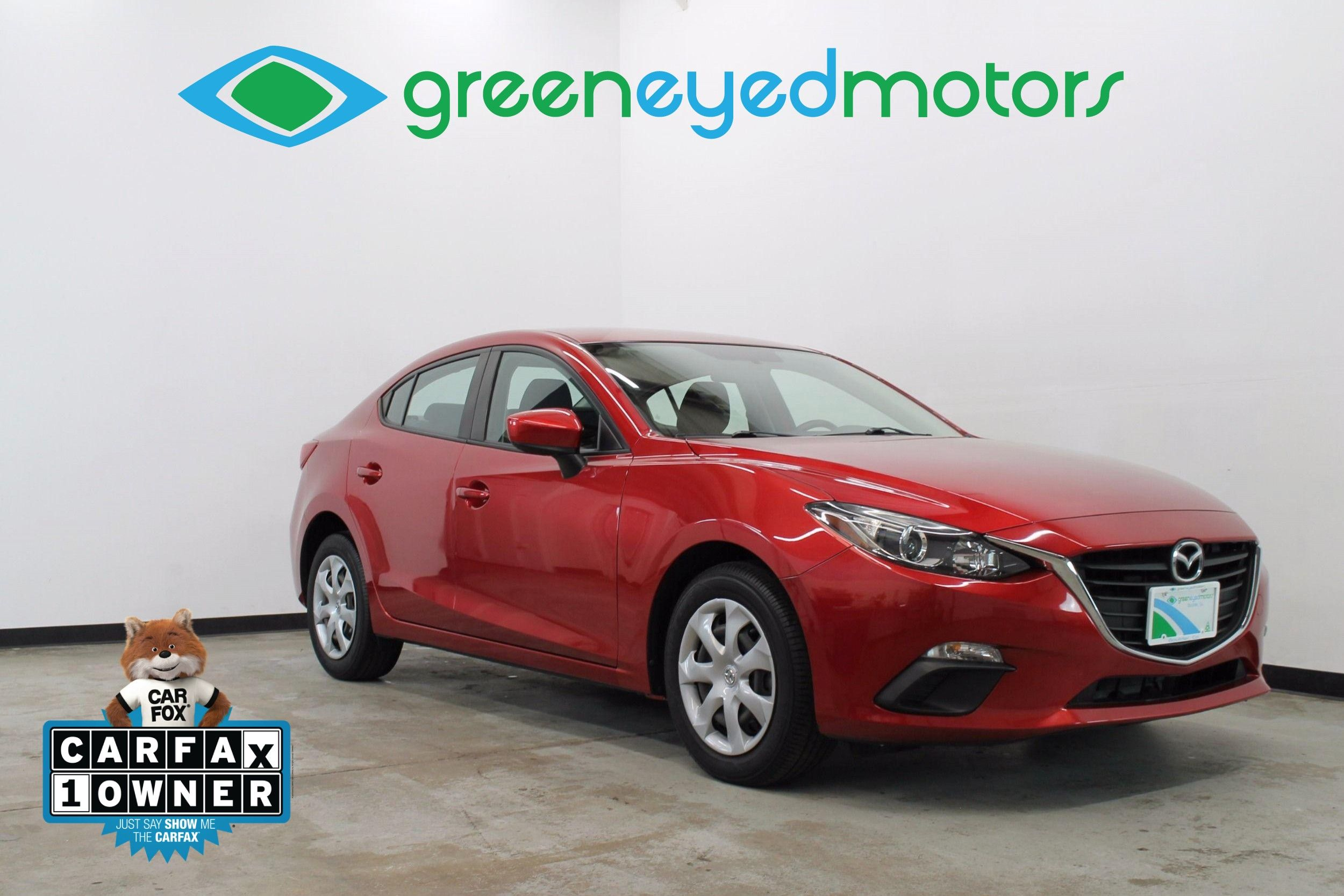 2014 Mazda 3 I Sport. 41 MPG Hwy! Sporty Car That Has A 5 Star Safety  Rating :)