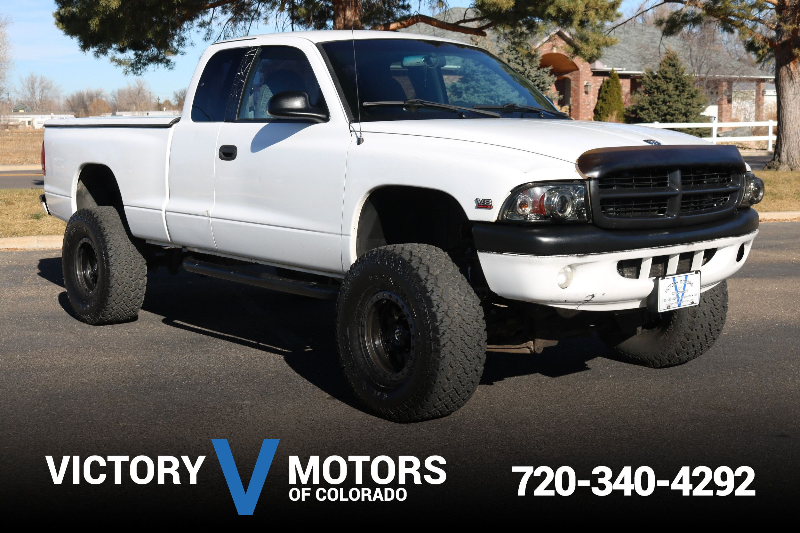1999 Dodge Dakota Slt Victory Motors Of Colorado