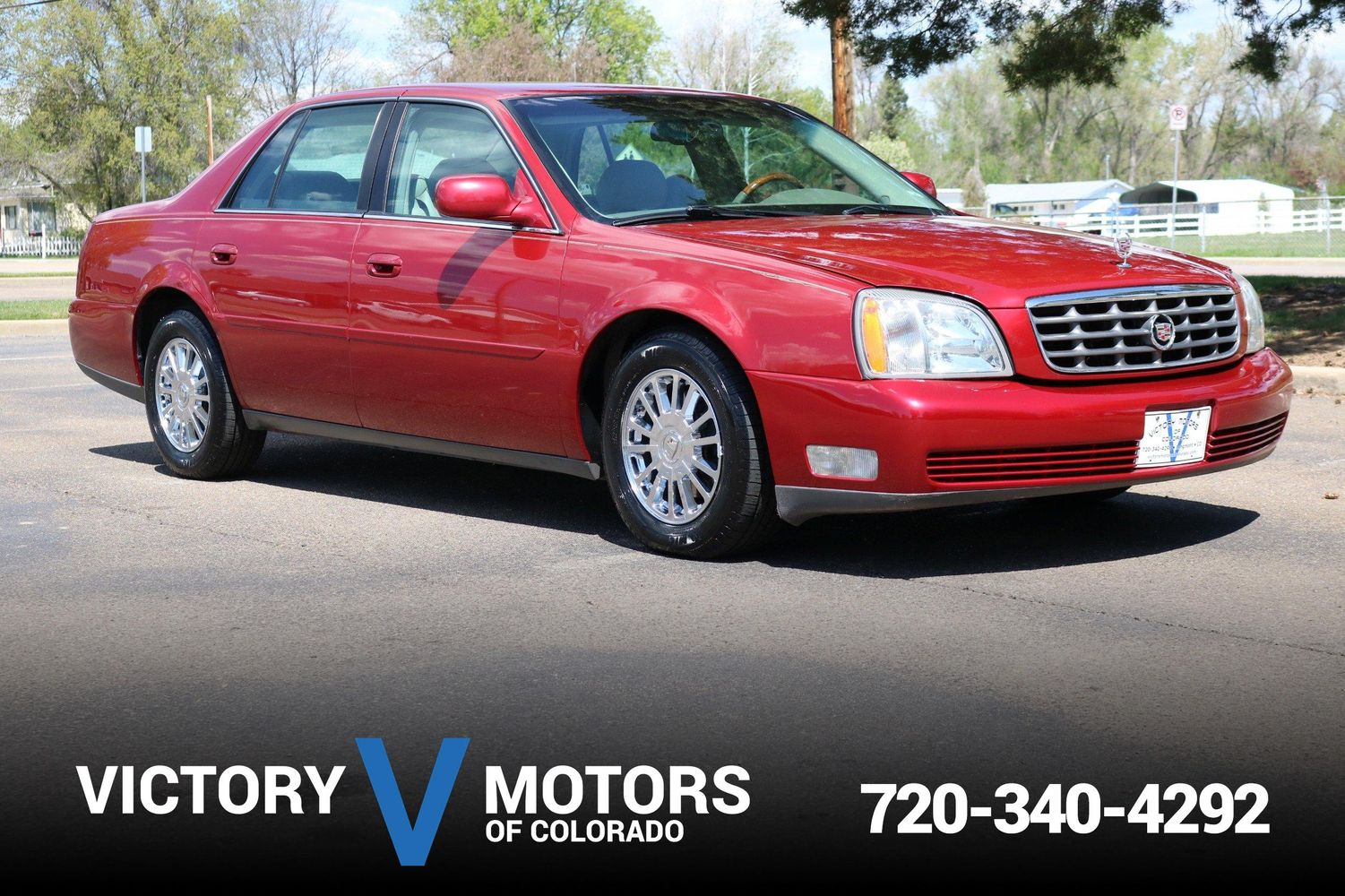 2005 cadillac deville dhs victory motors of colorado 2005 cadillac deville dhs victory