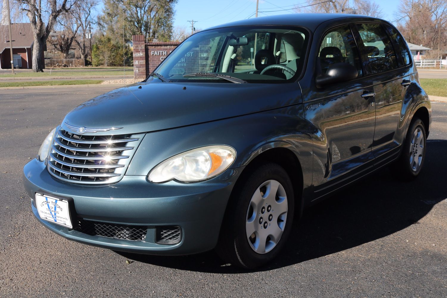 2006 Chrysler Pt Cruiser Victory Motors Of Colorado Fuel Filter