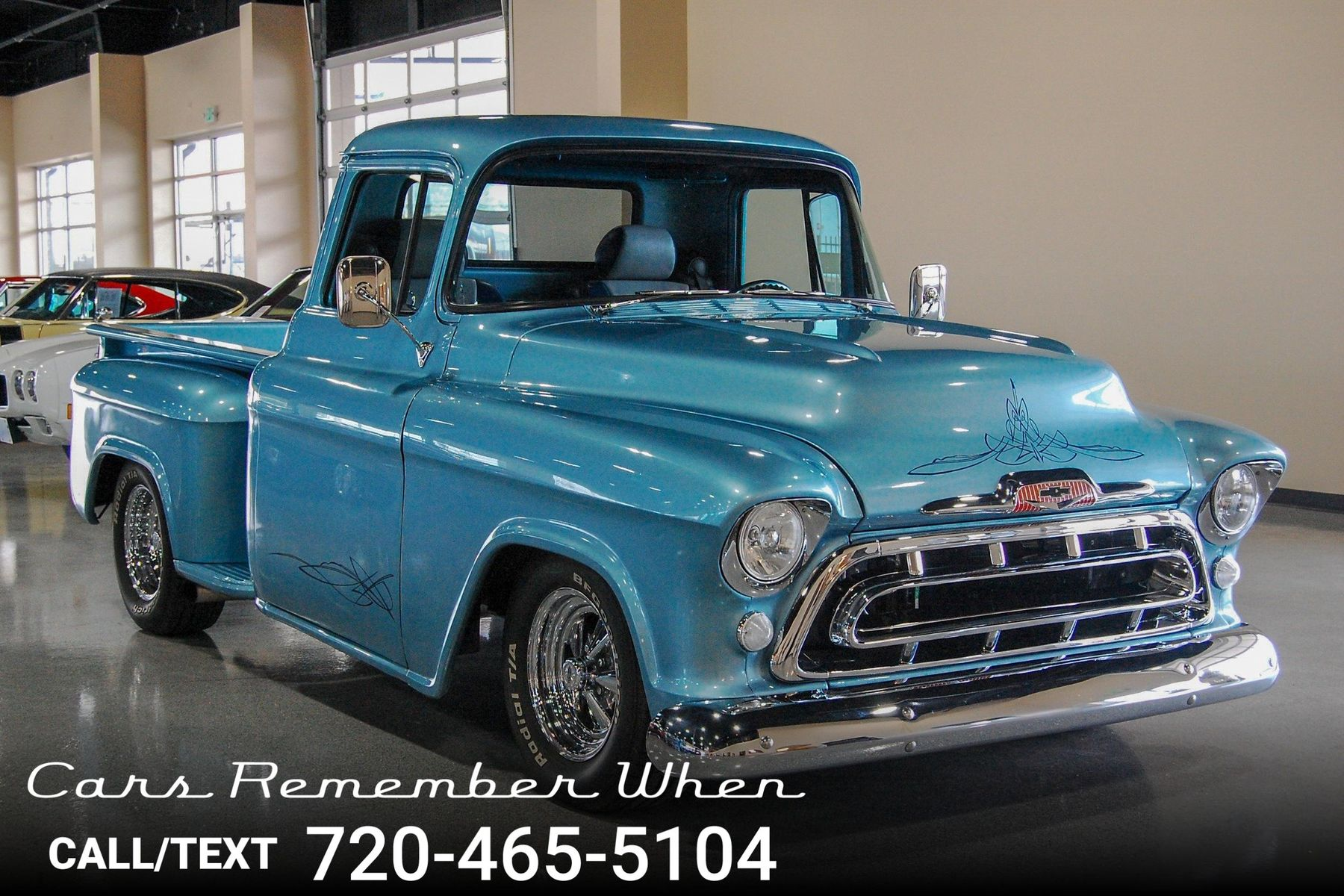 1957 Chevrolet Pickup Cars Remember When Chevy Bucket Seats