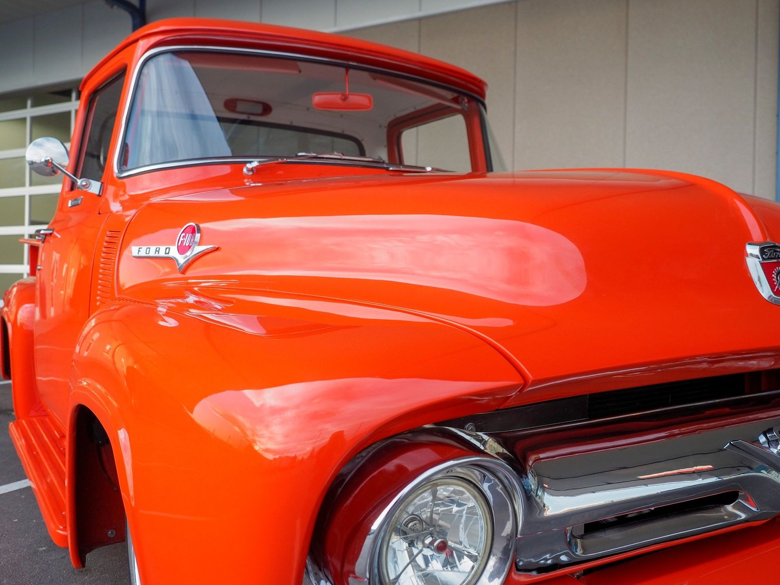 1956 Ford F100 7