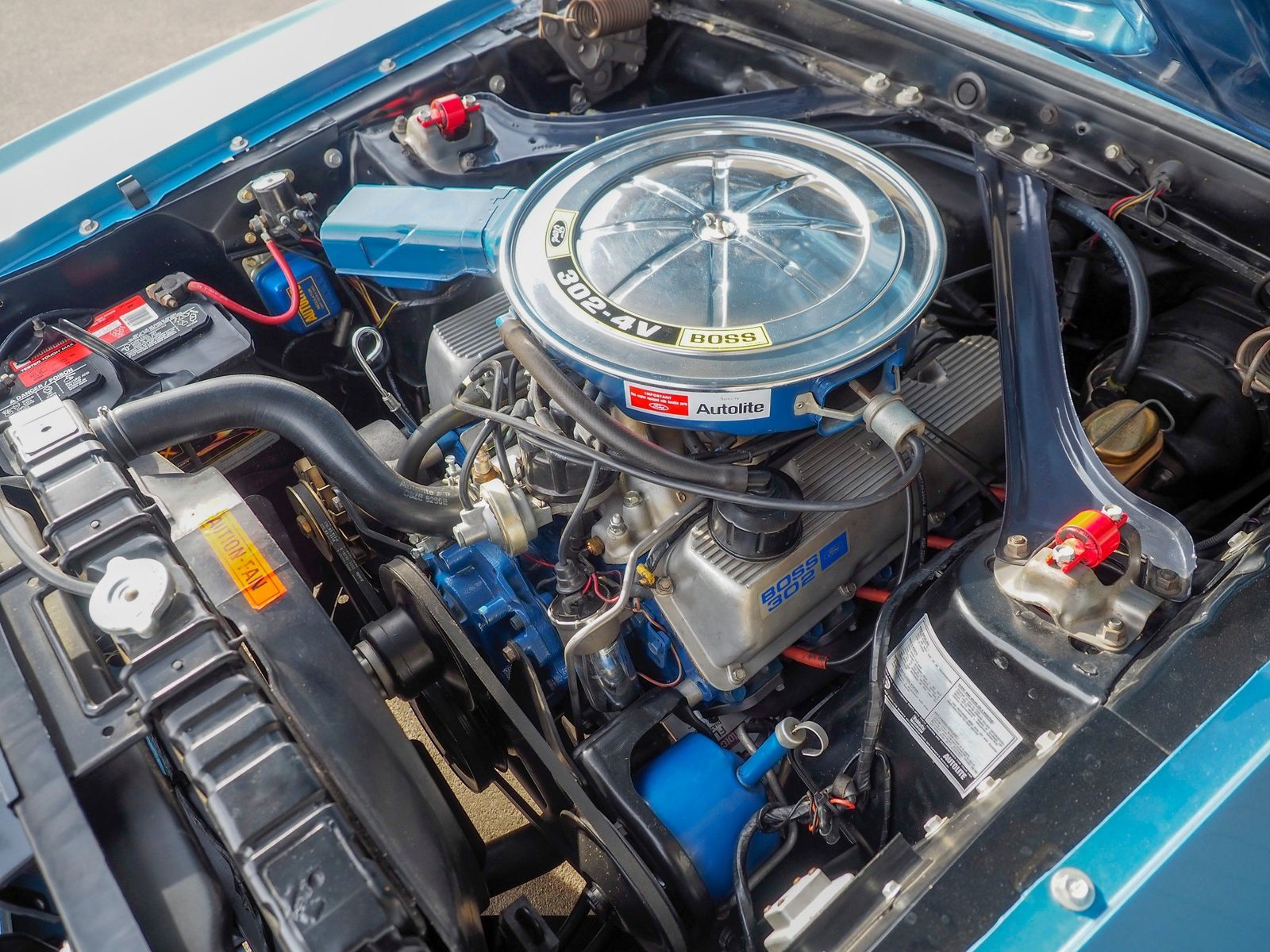 1970 Ford Mustang 28