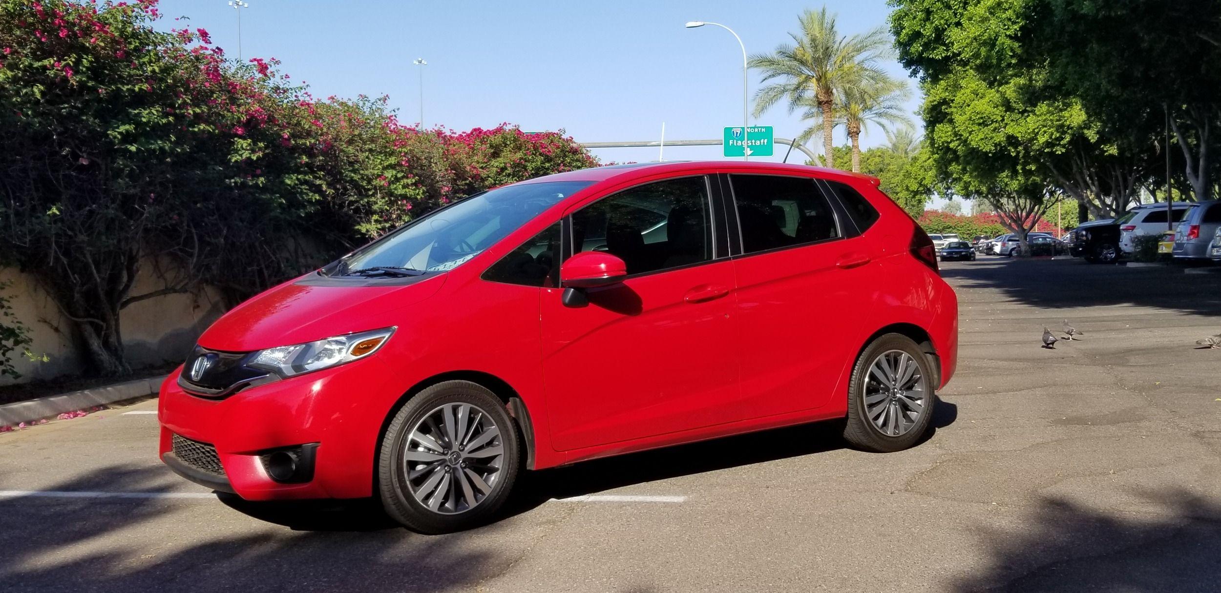2015 Honda Fit Ex L Auto Integrity Front Shocks 2007 View 17 Hi Res Photos