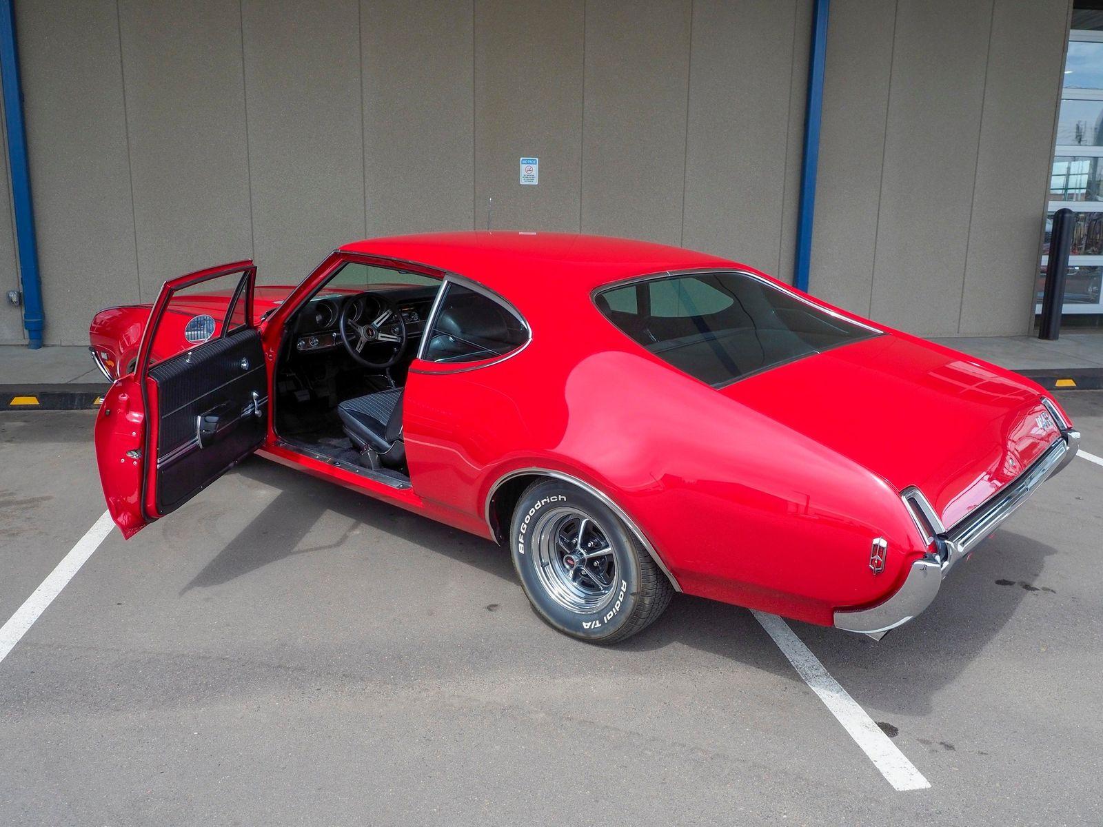 oldsmobile cutlass  coupe  muncie  speed  sale allcollectorcarscom