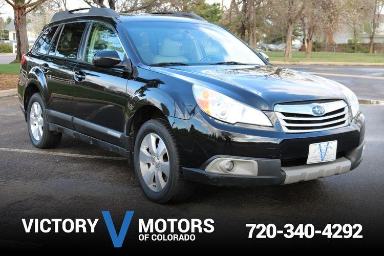 2011 Subaru Outback 36r Limited Victory Motors Of Colorado