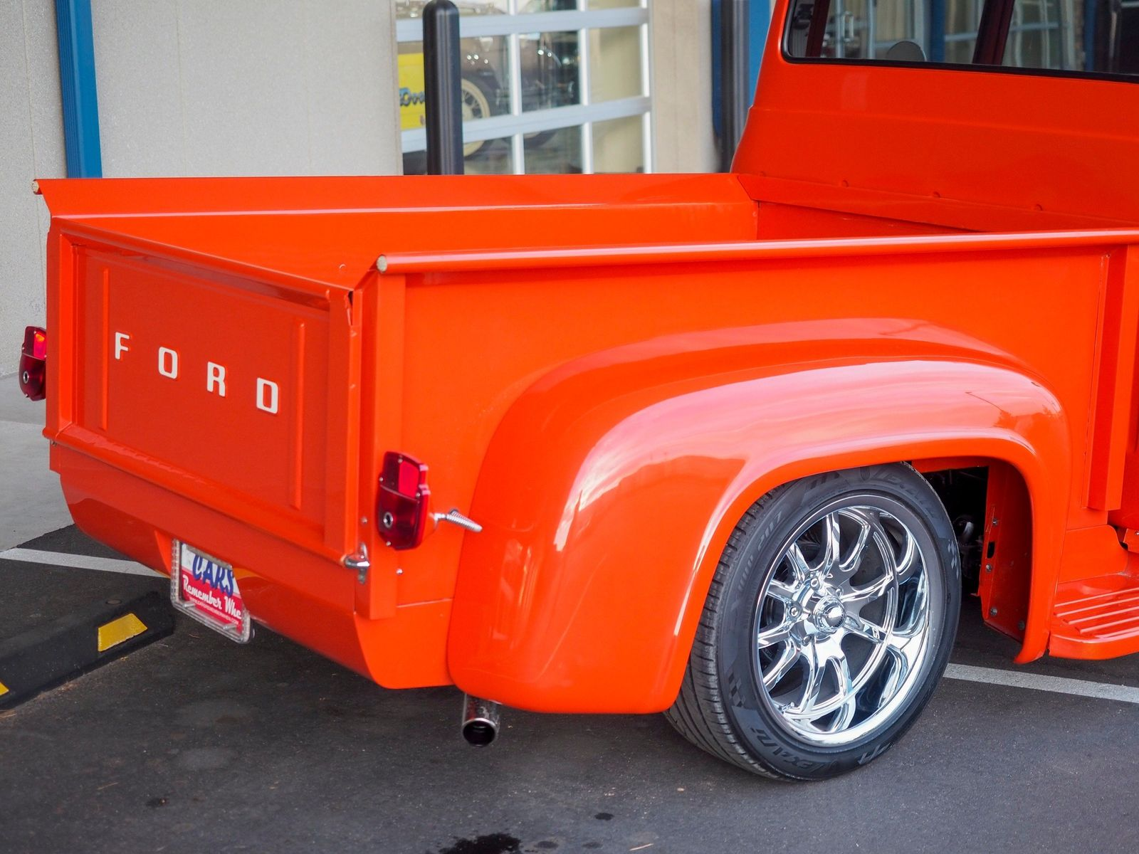 1956 Ford F100 15
