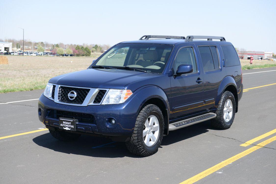 2012 Nissan Pathfinder SV | Insight Automotive