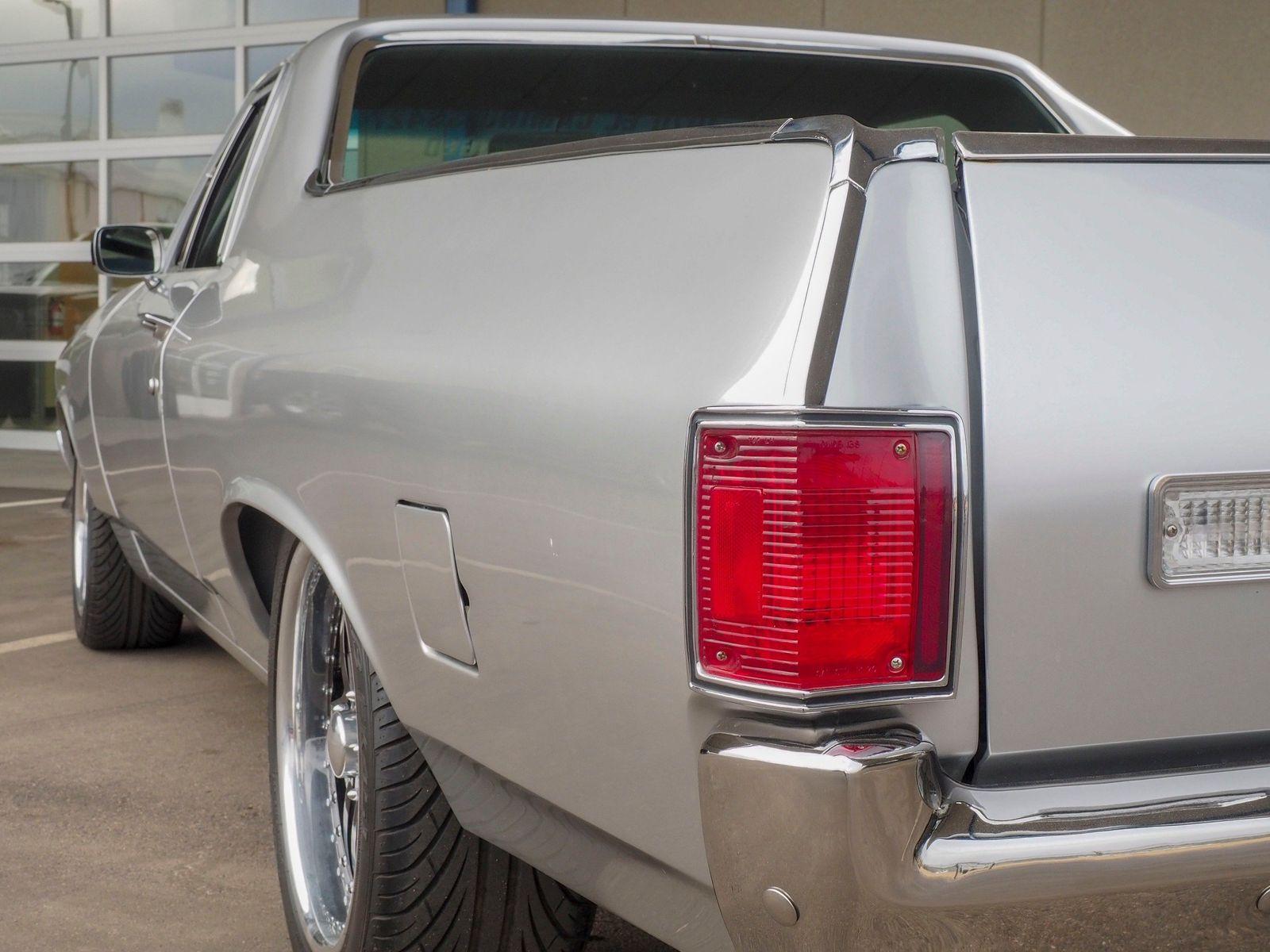 1970 Chevrolet El Camino 12