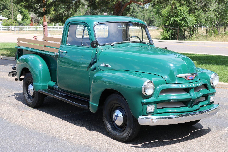 1954 Chevrolet Series 3100 Victory Motors Of Colorado Truck Fuel Filters
