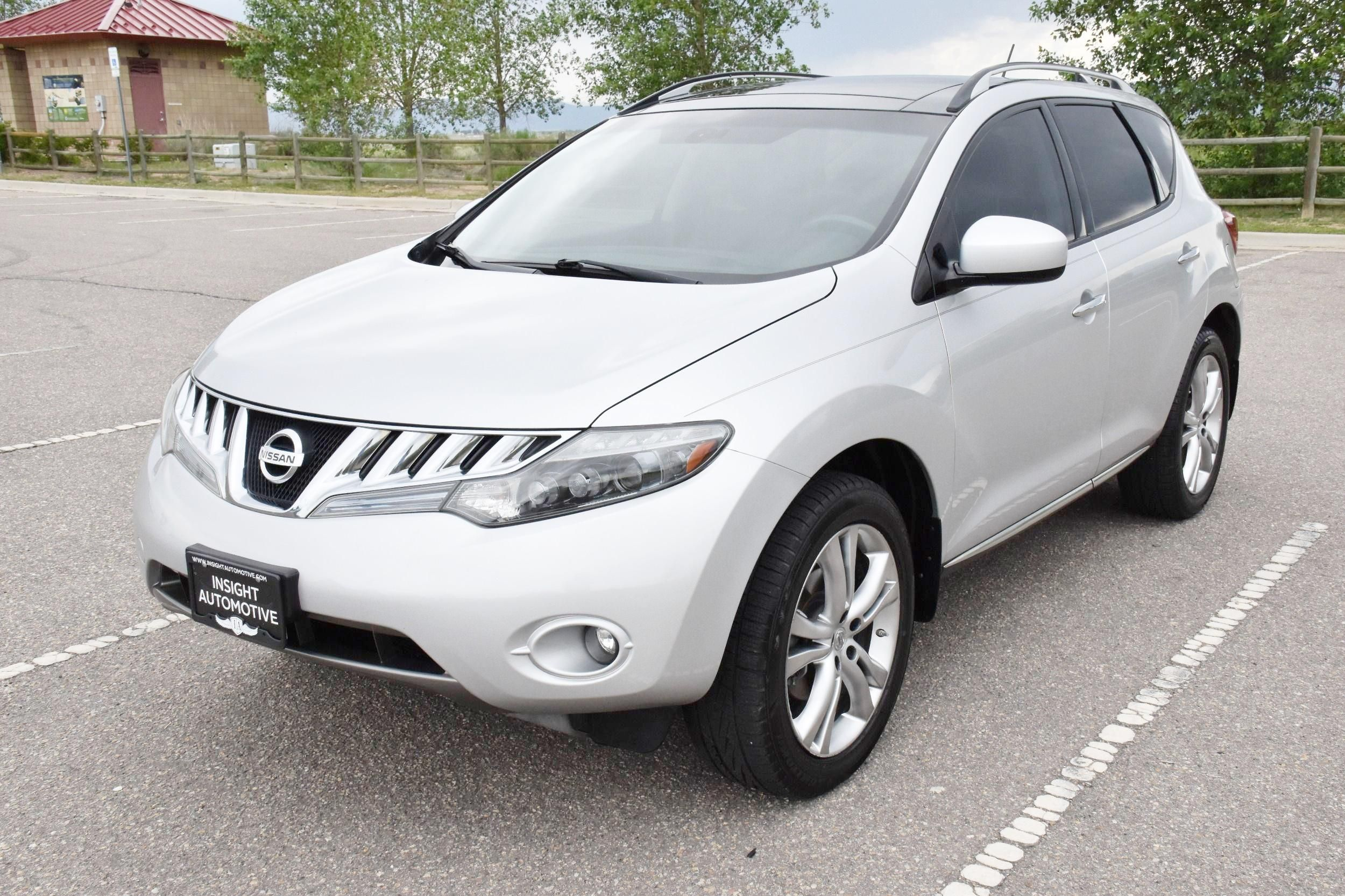 2009 nissan murano le insight automotive Murano LED Headlights 2009 nissan murano le awd heated leather panoramic sunroof back up camera