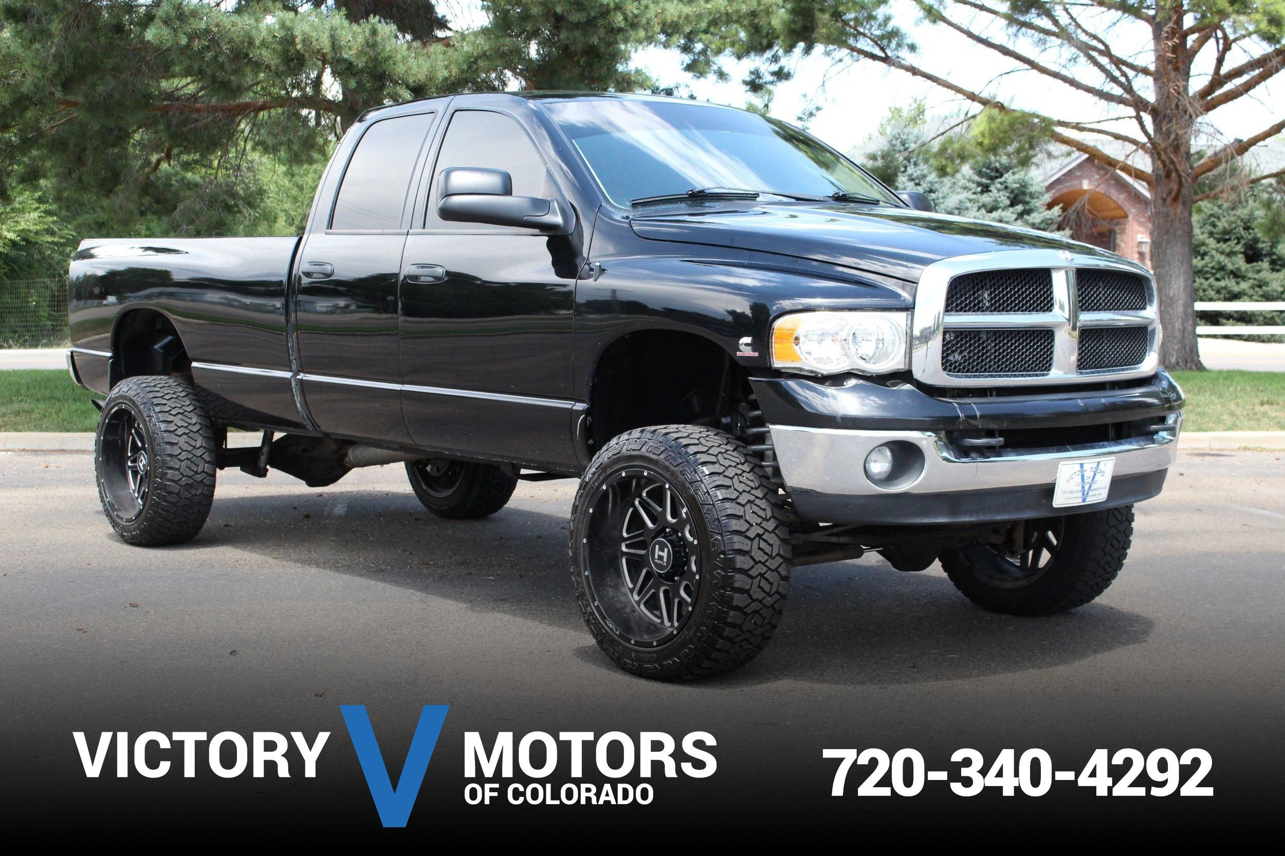 2003 Dodge Ram 2500 Slt Victory Motors Of Colorado