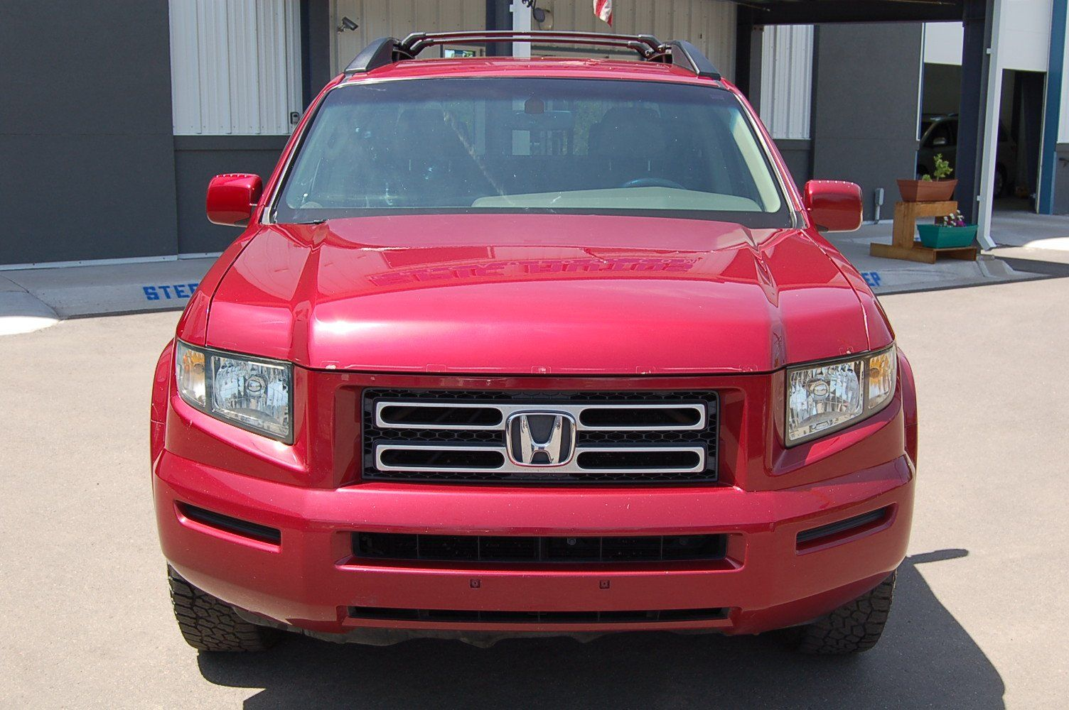 2006 Honda Ridgeline Rtl Pickup Power Brakes Air Conditioning