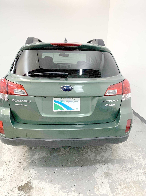 2014 Subaru Outback 2 5i Limited   Green Eyed Motors