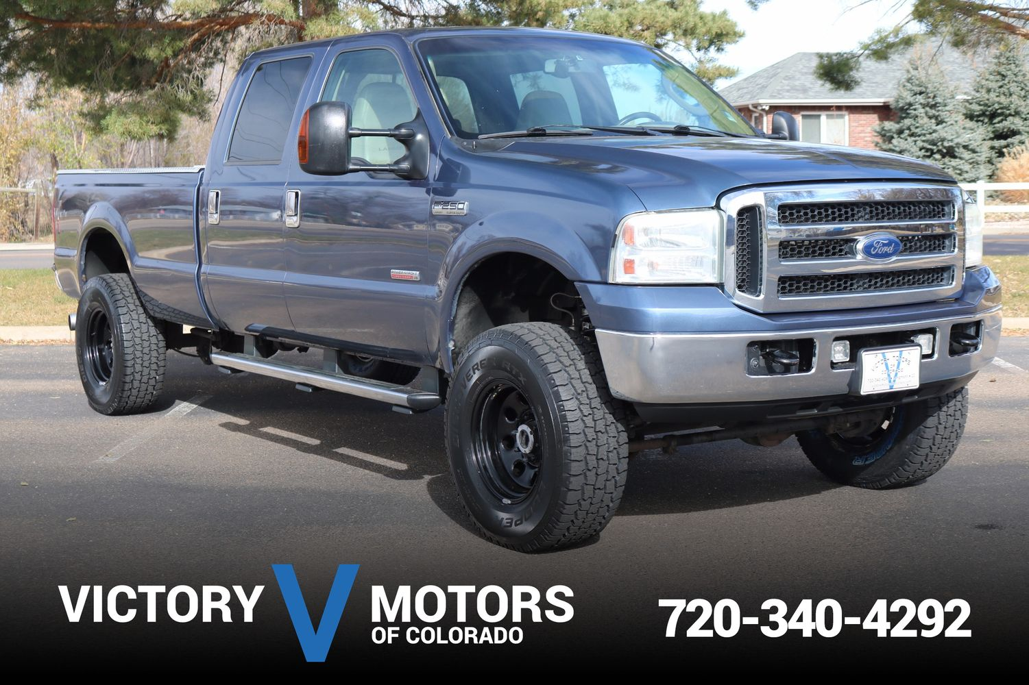 2006 Ford F 250 Super Duty Lariat Victory Motors Of Colorado 2004