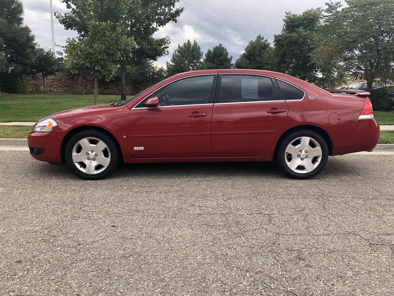 2008 Chevrolet Impala s