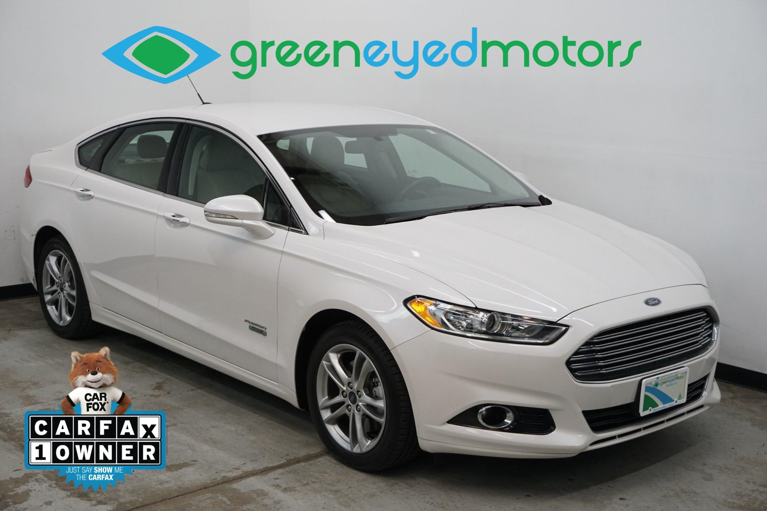2016 ford fusion energi titanium green eyed motors rh greeneyedmotors com