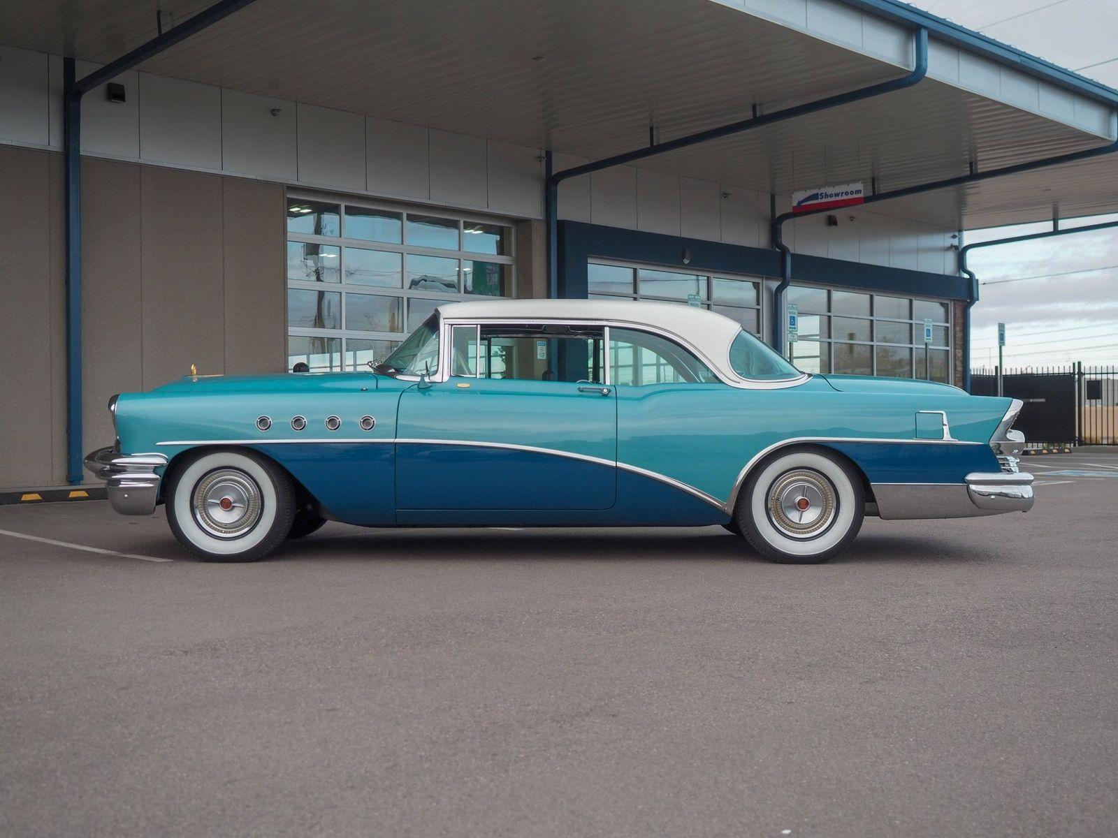 1955 Buick Roadmaster 31