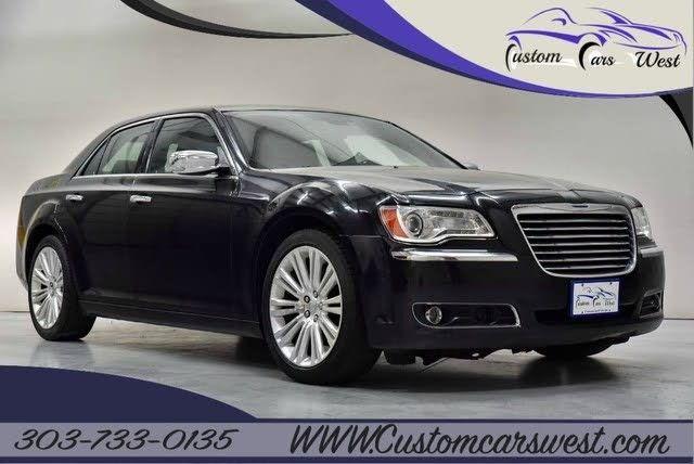 Custom Chrysler 300 >> 2013 Chrysler 300 C Custom Cars West