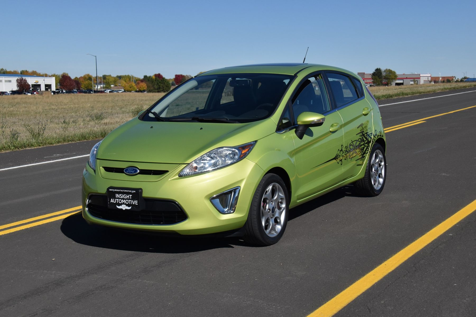 ford fiesta ses insight automotive