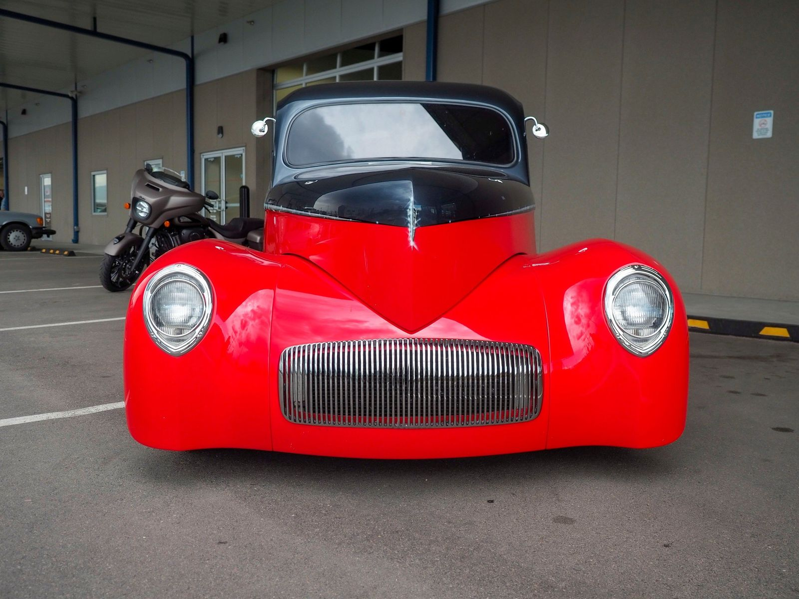 1940 Willys Coupe 11