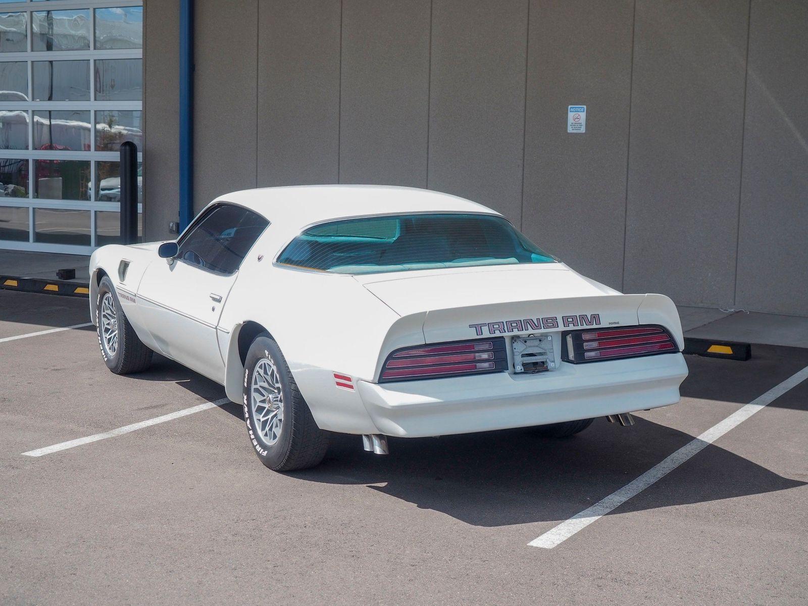 1978 Pontiac Trans Am 5