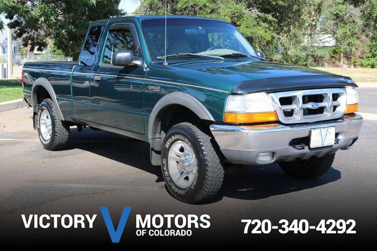 2000 Ford Ranger Xlt Victory Motors Of Colorado