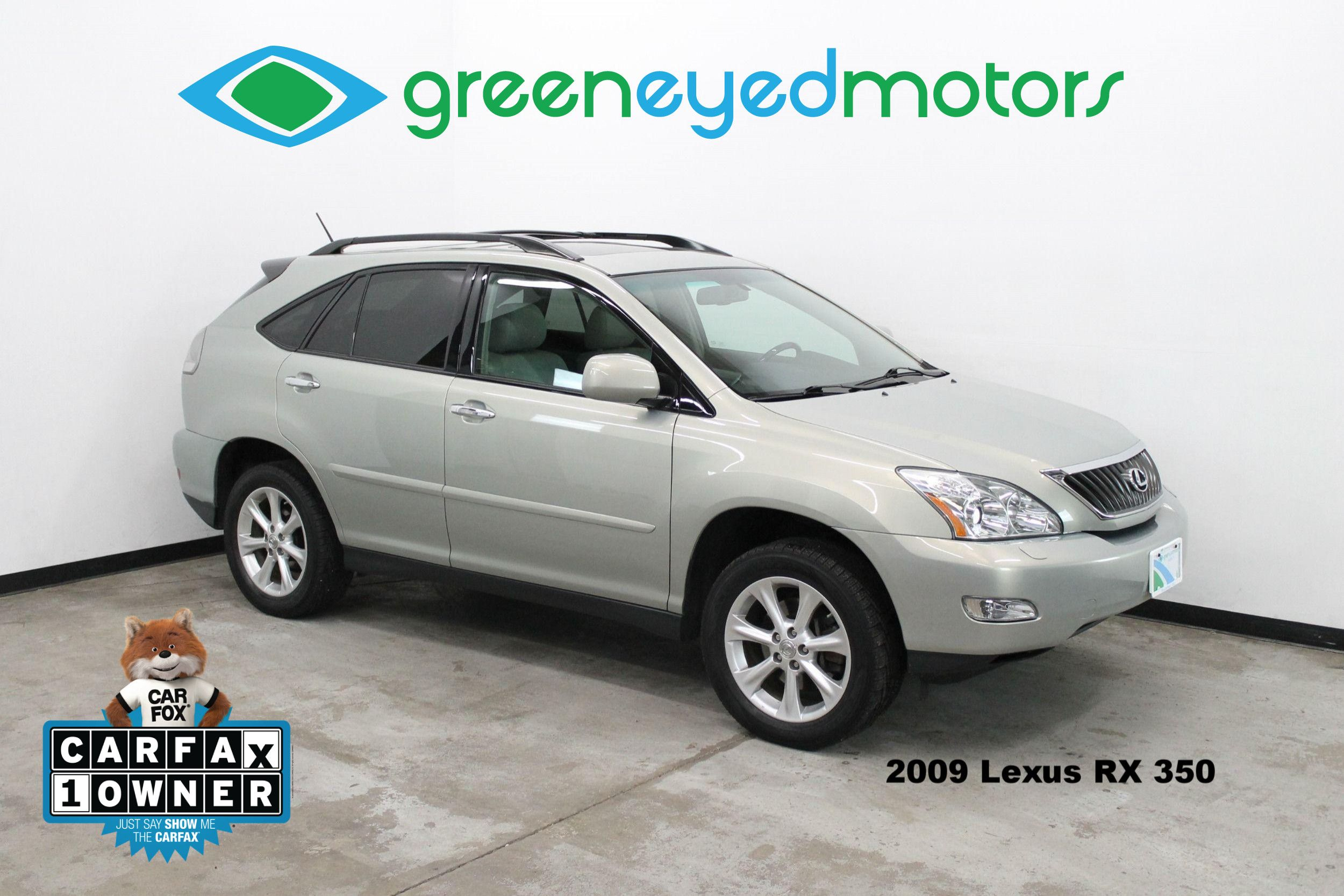 2009 lexus rx 350 green eyed motors rh greeneyedmotors com Used 2009 Lexus RX 350 Recalls Used 2009 Lexus RX 350 Recalls