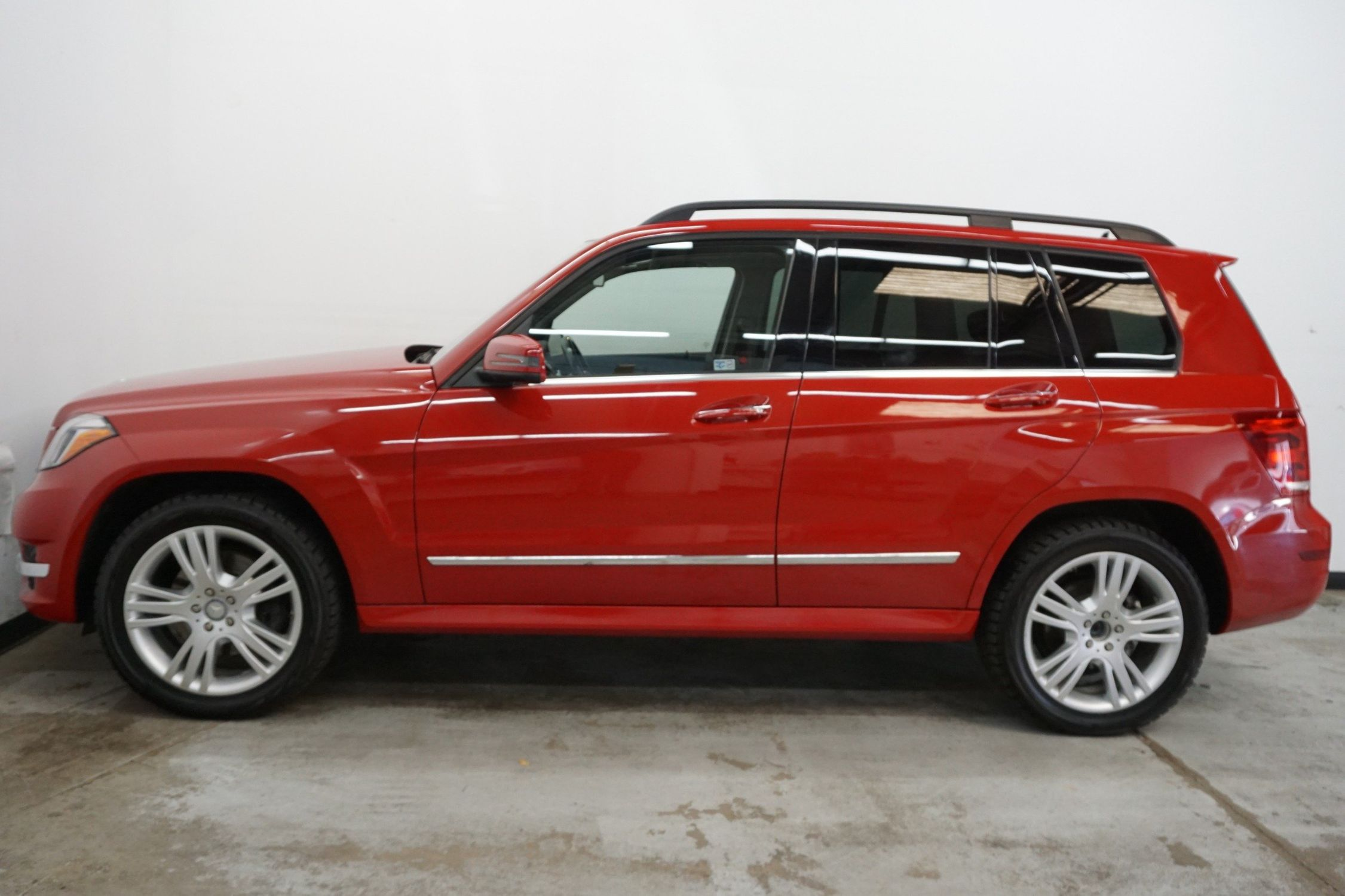 2014 Mercedes Benz GLK GLK 350 4MATIC