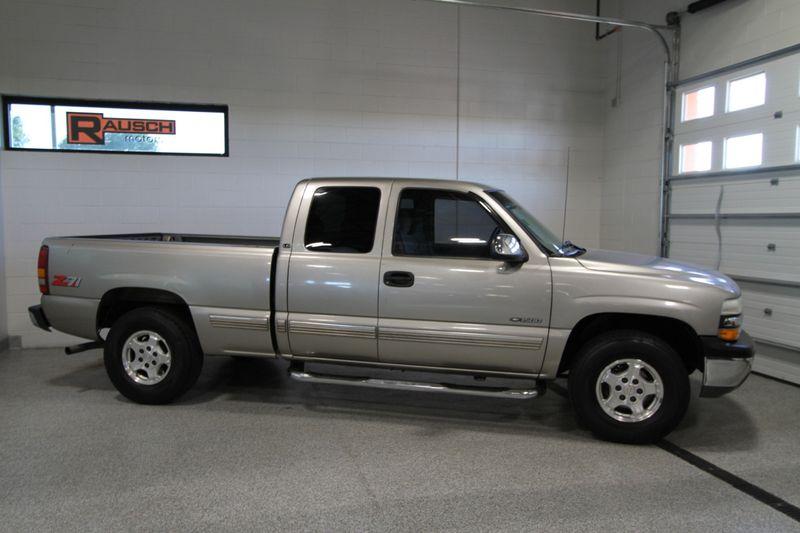 1999 Chevrolet Silverado 1500 s