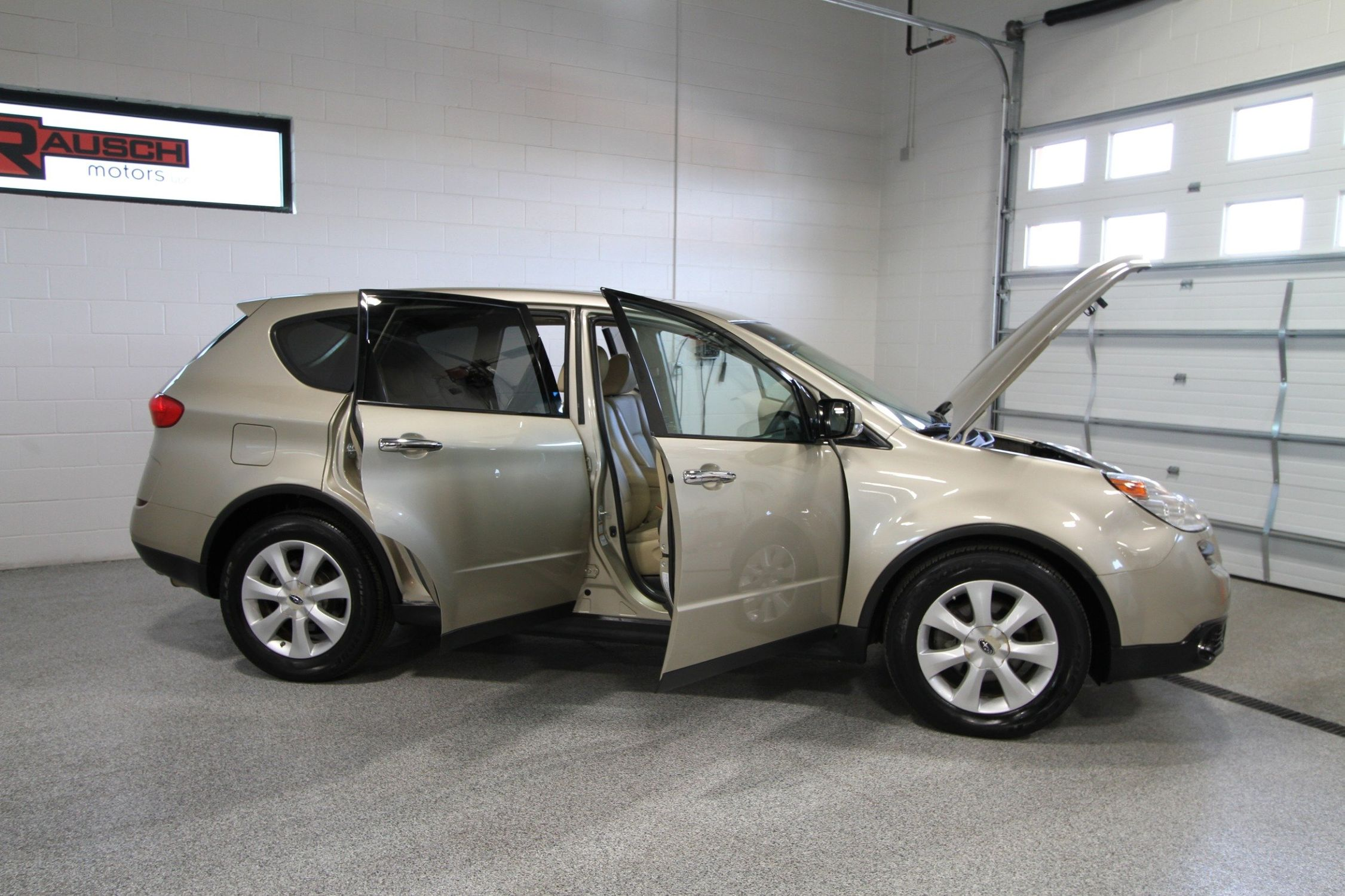 2007 Subaru B9 Tribeca Ltd 5 Pass