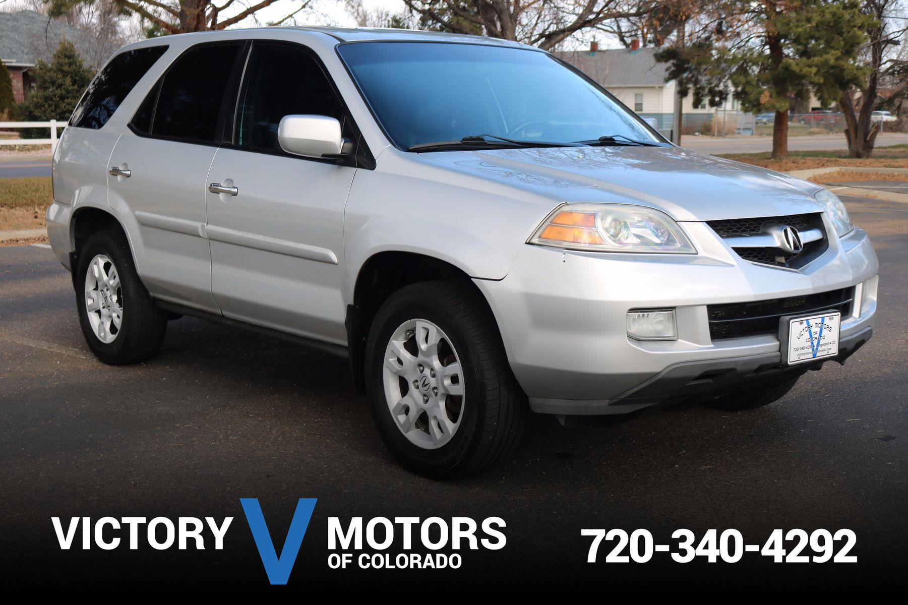 2005 Acura MDX Touring w RES