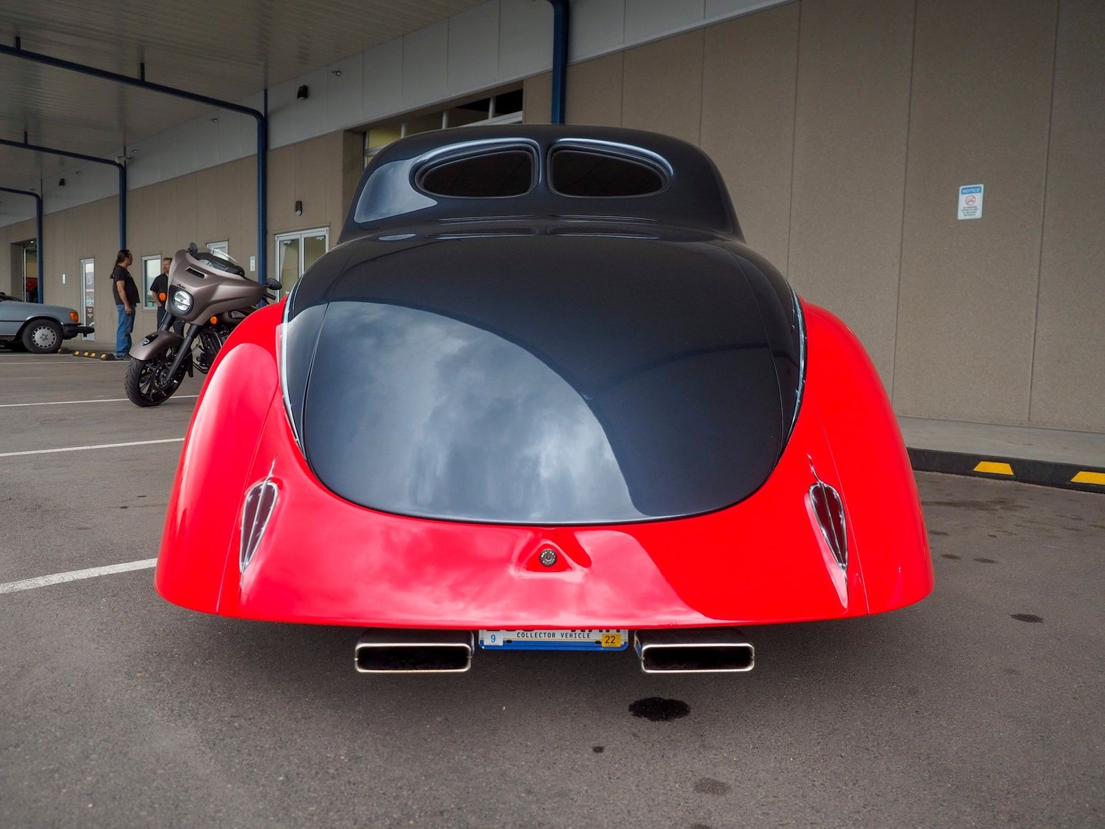 1940 Willys Coupe 12
