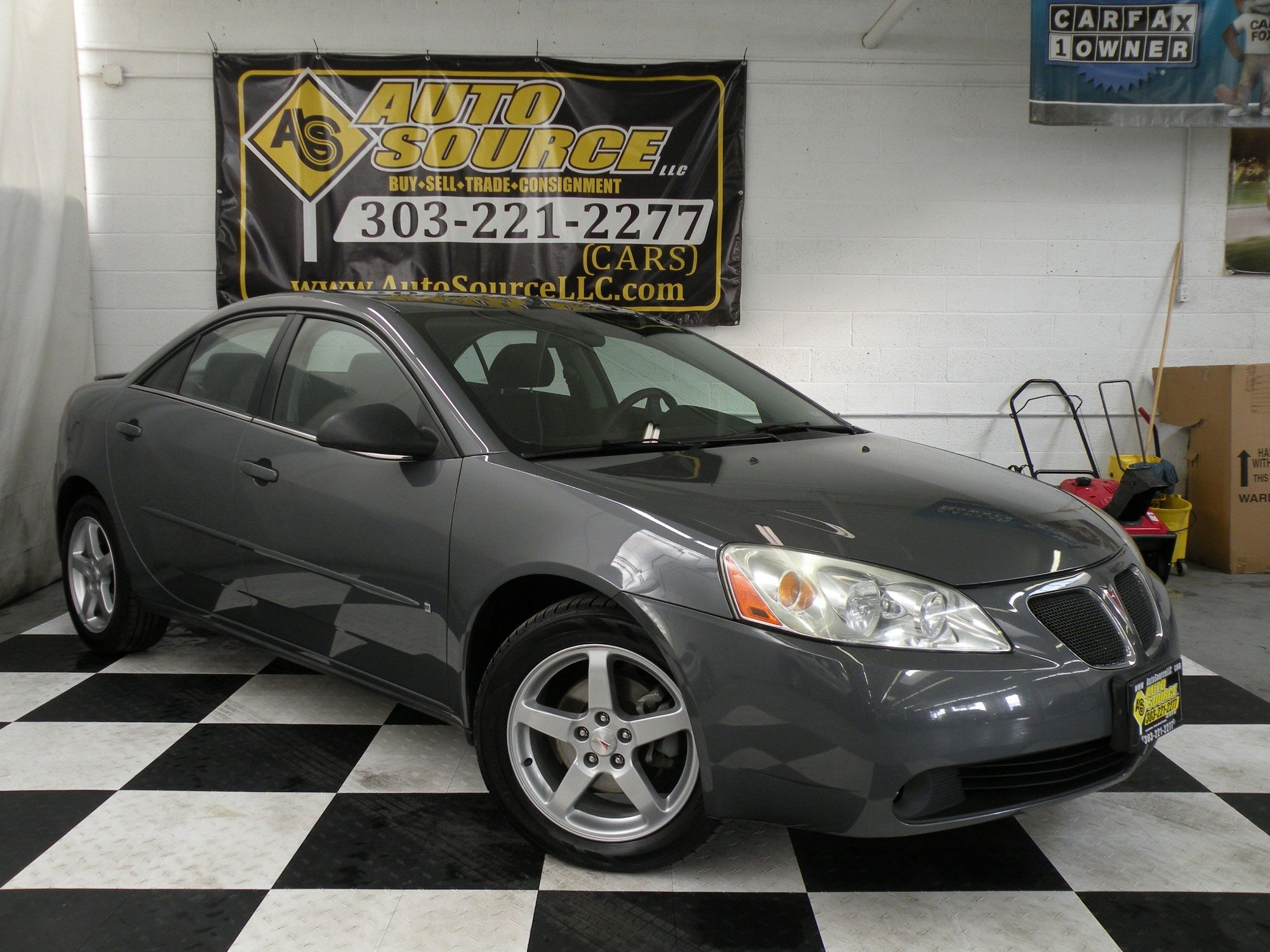 2007 pontiac g6  ultra clean 1-owner car with warranty included!!!