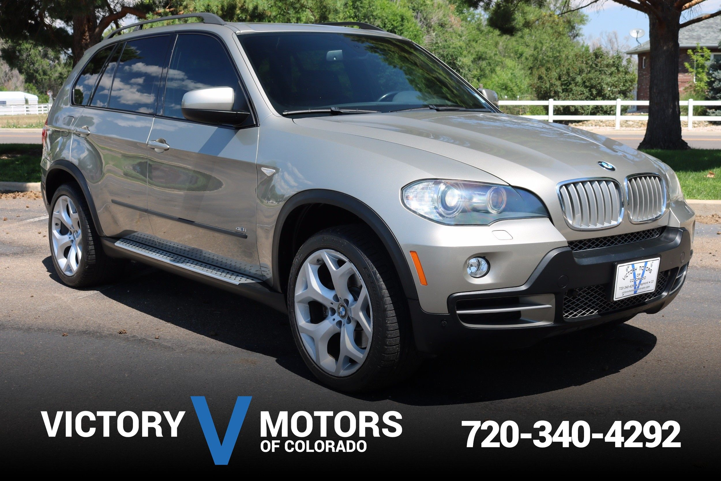 2007 BMW X5 4 8i Sport Package