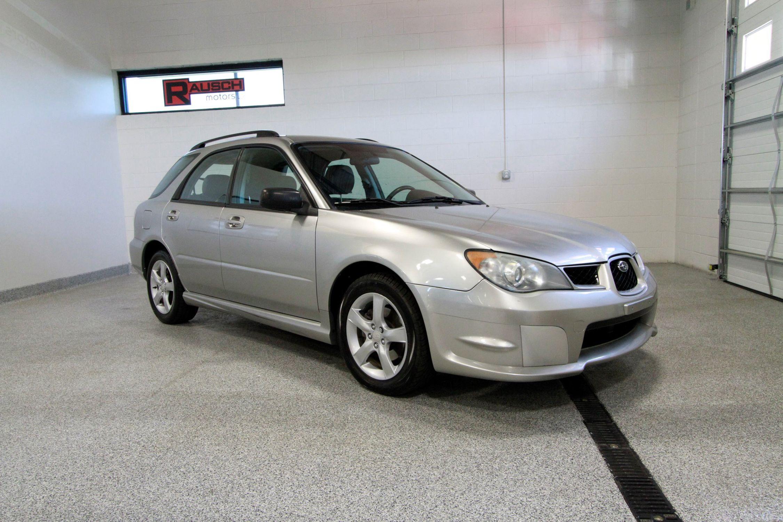 2006 Subaru Impreza 2 5 i