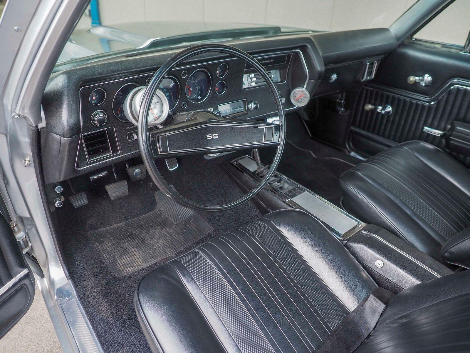 1970 Chevrolet El Camino 41