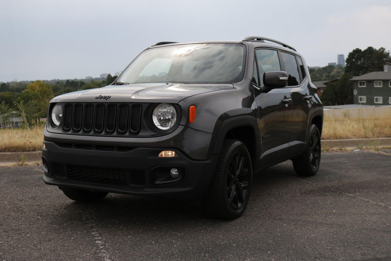2017 Jeep Renegade Altitude | Rocky Mountain Eurosport