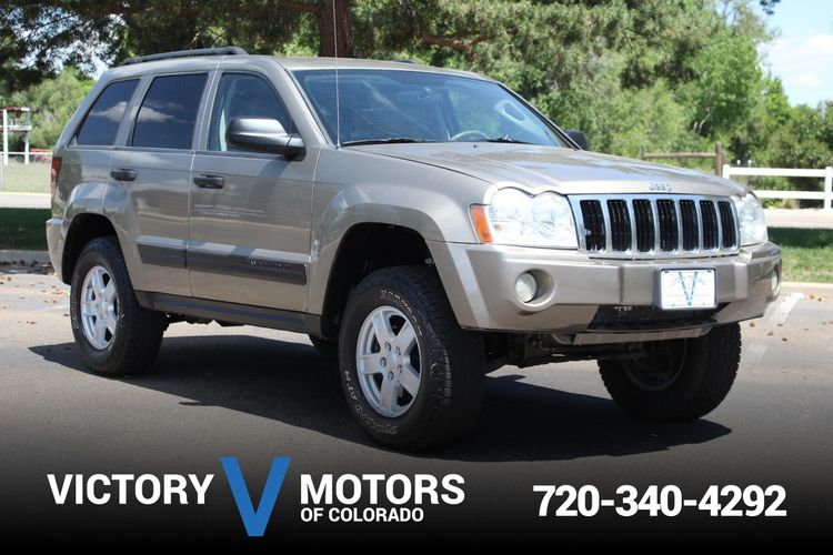 2006 Jeep Laredo >> 2006 Jeep Grand Cherokee Laredo Victory Motors Of Colorado