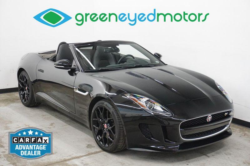 2015 Jaguar F TYPE s